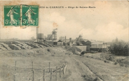 MINES DE CARMAUX SIEGE DE SAINTE MARIE - Carmaux