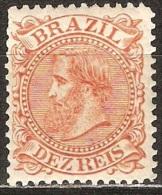 Brésil - 1882 - Pedro II - YT 52 Neuf Sans Charnière - MNH - Neufs