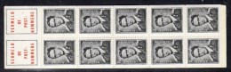 BELGIUM - 1970 BAUDOUIN 15F BOOKLET COMPLETE SG SB38 FINE MNH ** - Booklets 1953-....