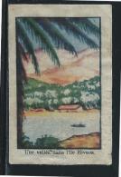 Océanie Tahiti Une Vallée Dans L'Ile Hivaoa Pub: Annecy Bien RRR 60 X 40 Mm - Chocolat