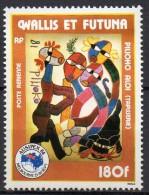 Wallis Et Futuna - Poste Aérienne - 1984 - Yvert N° PA 139 ** - Unused Stamps