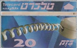 Telefonkarte Israel  Karten Nr.  425C - Israel