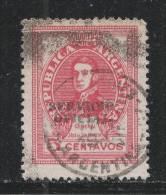Argentina 1953. Scott #O42 (U) Gen. San Martin - Argentine