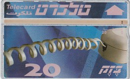 Telefonkarte Israel  Karten Nr.  425F - Israel