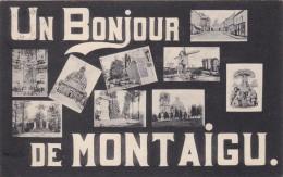 Un Bonjour De Montaigu - Scherpenheuvel-Zichem