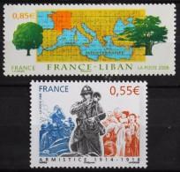 FRANCE - 2008 - N° 4322/23 - Y & T - 2 Timbres NEUFS** Parfait Etat - - France