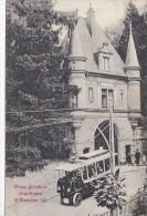 MULHOUSE - Nouveau Tramway Routier électrique - Mulhouse