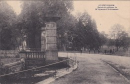 Op Heylissem - Entrée Du Chateau - Hélécine