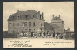 CPA - MIDDELKERKE - Institut Eymard Van Hinsbergh - Enfants Pré Tuberculeux - Angle Chaussée De Nieuport Et Av.Yser   // - Middelkerke