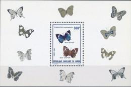 Congo  Butterflies - Vlinders