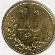 Albanie Albania 10 Leke 2000 UNC KM 77 - Albanie