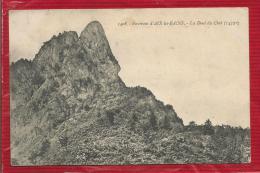 AIX LES BAINS - Environs - Dépt 73 -  CPA -  La Dent Du Chat - 1913 - Aix Les Bains