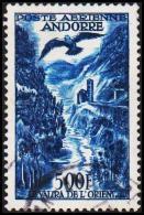 1957. 500 F. POSTE AERIENNE ANDORRA.  (Michel: 160) - JF193022
