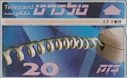Telefonkarte Israel  Karten Nr.  565F - Israel