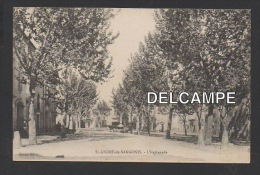 DF / 34  HERAULT / SAINT-ANDRÉ-DE-SANGONIS / L'ESPLANADE - France