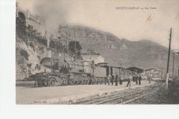 Monte-carlo - La Gare - Monte-Carlo