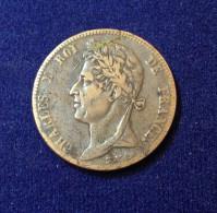 COLONIES FRANÇAISES - 5 CENT. Charles X, Pour La Guyane Et Le Sénégal 1825 A - Paris - Colonies
