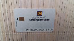 Phonecard  Landesgirokasse (Mint,Neuve)2 Scans Only 11.000 Made Rare ! - Germany