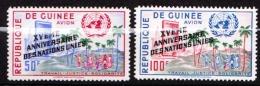 GUINEE PA  N� 14 / 15 NEUF** LUXE SANS  TRACE DE CHARNIERE