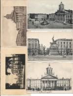 Bruxelles Lot De 5 Cp De La Place Royale - Belgique