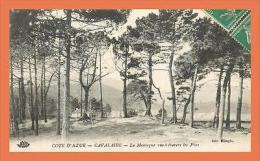 A560 / 571 83 - CAVALAIRE La Montagne Vue à Travers Les Pins - Unclassified