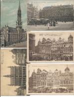 Lot De 10 Cp De La Grand Place - Belgique
