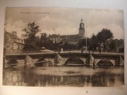 Carte Postale Putanges Le Pont De L'Orne (non Circulée) - Putanges