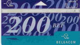 Belgique - Cartes standart 20 unit�es - 1995 - N� 26 - 511B