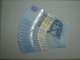 % Banknote - Hungary - 1000 HUF - 2015 UNC - DA663 - Ungheria