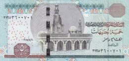 EGYPT 5 POUNDS EGP 2015 P-70a SIG/ RAMEZ #23 UNC */* - Egypt