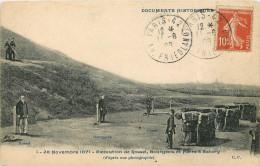 28 Novembre 1871 Exécution De Rossel, Bourgeois Et Ferré à Satory  D'après Une Photographie - Versailles