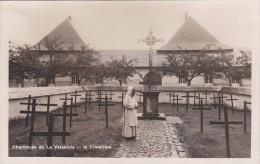 La Valsainte, Chartreuse - Le Cimetière - FR Fribourg