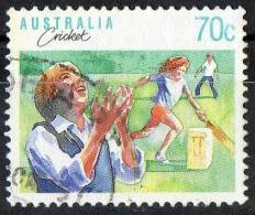 Australia 1989 Sports 70c Cricket Used  SG 1187 - 1980-89 Elizabeth II