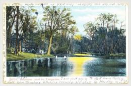 Berlin (Allemagne) - Zoologischer Garten - Île Rousseau - Circulé En 1903 (JS) - Autres