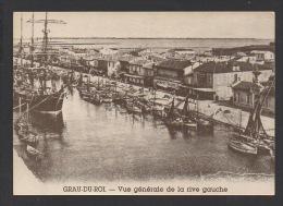 DF / 30 GARD / LE GRAU-DU-ROI / VUE GENERALE DE LA RIVE GAUCHE - Le Grau-du-Roi