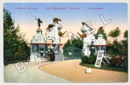 Hamburg Stellingen (Allemagne) - Carl Hagenbeck´s Tierpark - Entrée Principale - Circulé En 1917 (JS) - Autres