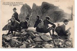 Isère :Les Trois Pics De Belledone - France
