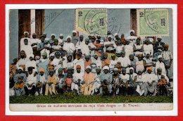 AFRIQUE - S. THOMEGrupo De Mulheres Serviçaes Da Roça Vista Alegre - Postcards