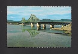 PONTS - BRIDGES - INTERPROVINCIAL BRIDGE LE PONT INTERPROVINCIAL ENTRE CAMBELLTON N.B. ET CROSS POINT QUÉBEC - PAR UNIC - Ponts