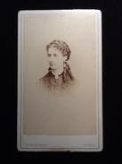 Ancienne Photo Sur Carton 1869 Photographe CH. Reutlinger Paris - Photographs
