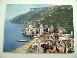 Copstiera Amalfitana Minori, Amalfi  SALERNO    CAMPANIA  VIAGGIATA  COME DA FOTO - Salerno