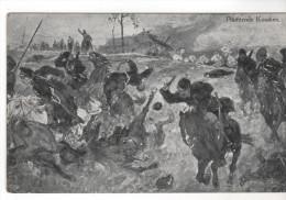 Nr.  6419,  Flüchtende Kosaken - Guerre 1914-18