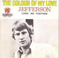 "Jefferson  ""  The Colour Of My Love  "" - Vinyl Records"
