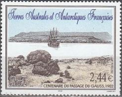 TAAF 2002 Yvert 334 Neuf ** Cote (2015) 9.50 Euro Centenaire De L´expédition De Gauss - Terres Australes Et Antarctiques Françaises (TAAF)