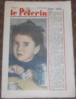 Le Pèlerin. N°3400. 4 Janvier 1948. Le Bunker De Hitler. Le Paléophone De Charles Cros.  Pat´Apouf. - Books, Magazines, Comics