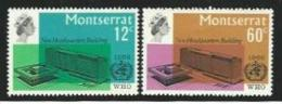 Montserrat           2   Stamps              **                  MNH  /  Postfris