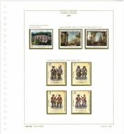 PICCOLE OPERE D´ARTE - SMOM - ANNATA COMPLETA 2004 - NUOVI ** - IN OMAGGIO I FOGLI DI AGGIORNAMENTO - SPESE GRATUITE - Malte (Ordre De)