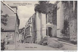 27. Eure : Beaumont Le Roger : Les Ruines . - Beaumont-le-Roger