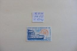 S.P.M  : Poste Aérienne  N° 65 Neuf - Airmail