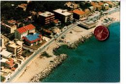 GALLICO MARINA REGGIO CALABRIA HOTEL FATA MORGANA ANNI 70 NON VIAGGIATA - Reggio Calabria